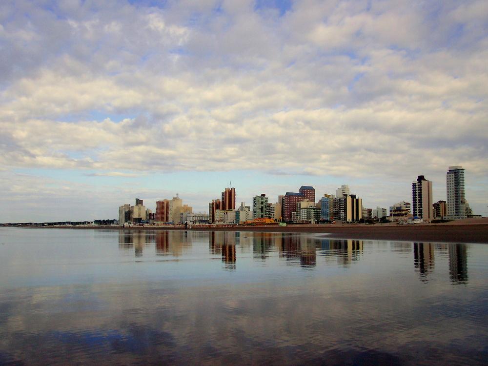 desde el mar,mi ciudad
