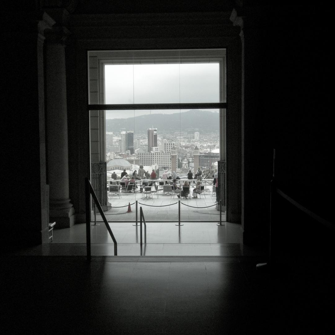 Desde el museo