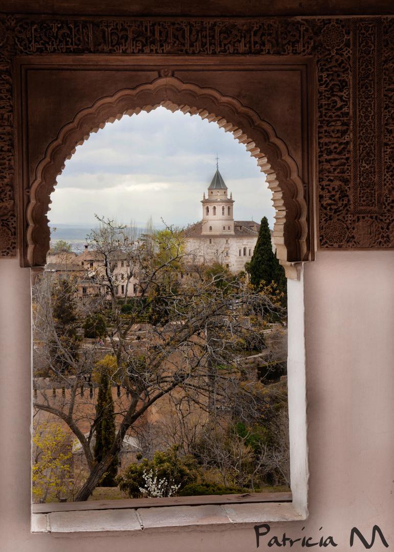 Desde la alhambra, Granada