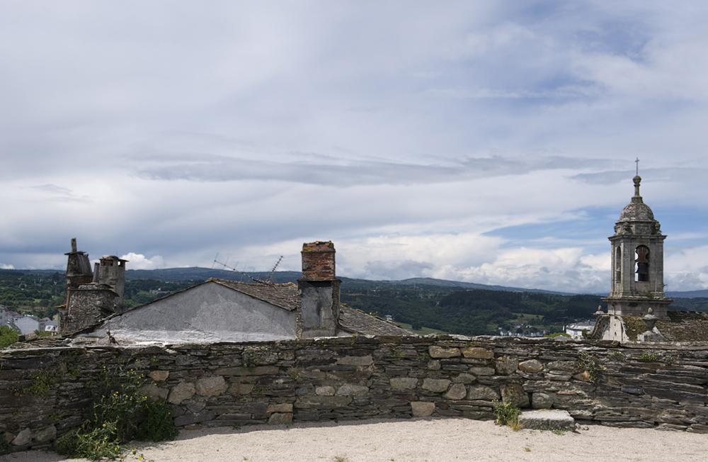 Desde la Muralla (Lugo)