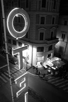 Desde mi hotel en Roma