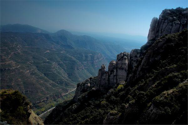 ...desde Montserrat...
