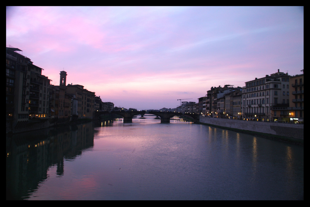 Desde Ponte Vecchio