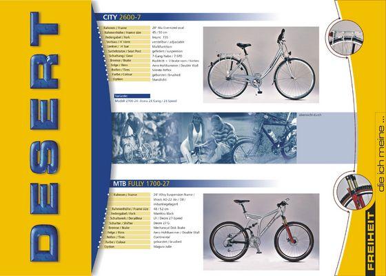 * DESERT - Bicycle *