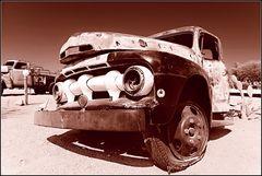 Desert Car Park