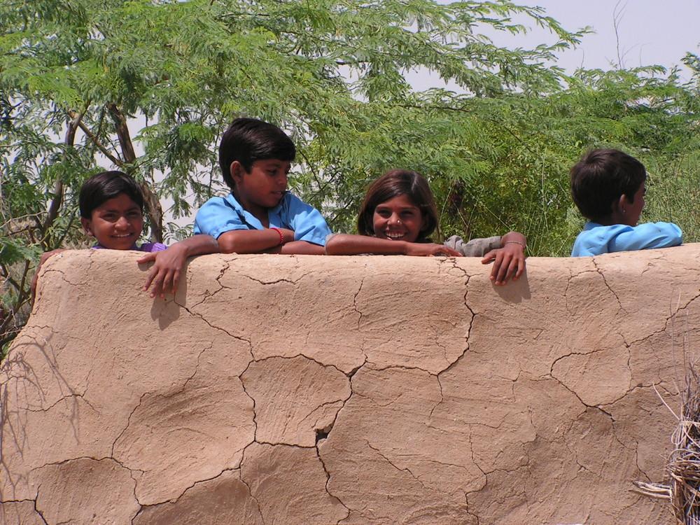 Desert children