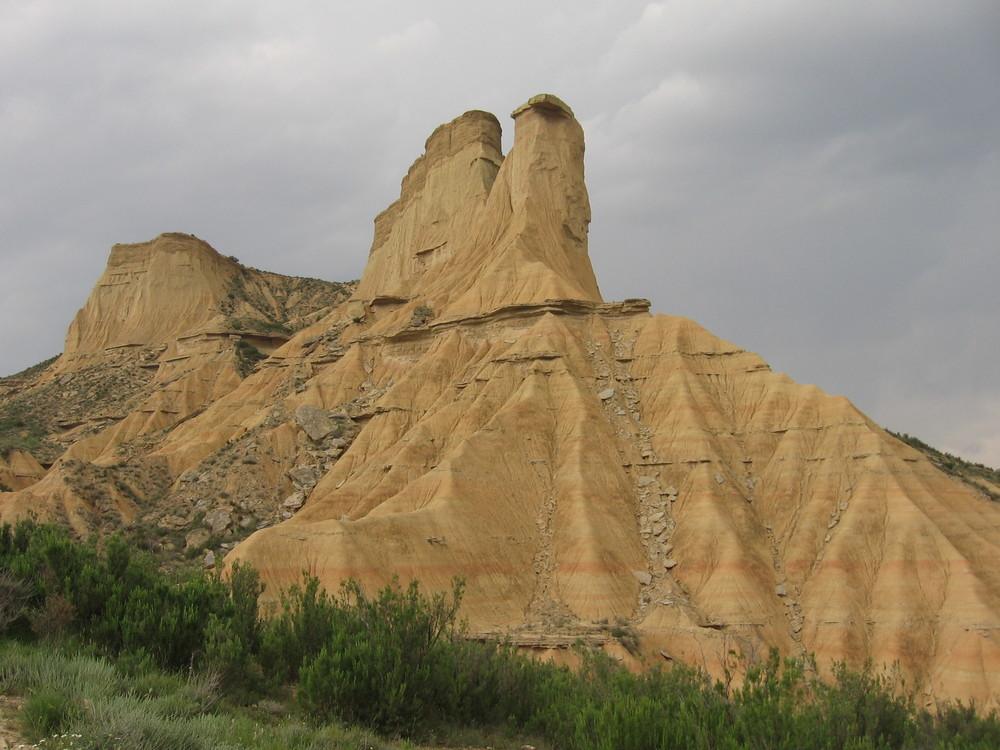 Désert des Bardenas-Espagne