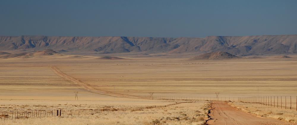 Desert Dirt Road.