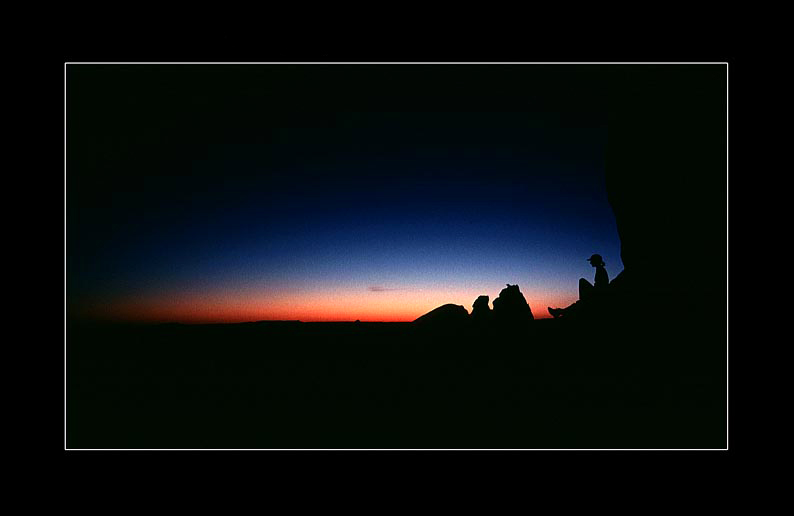desert peace