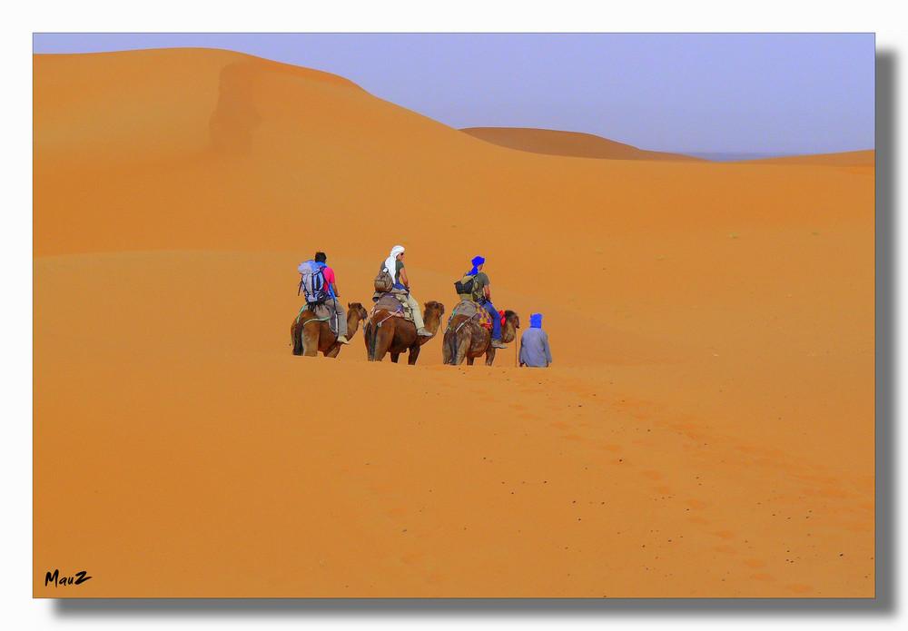 ... Desert trip...