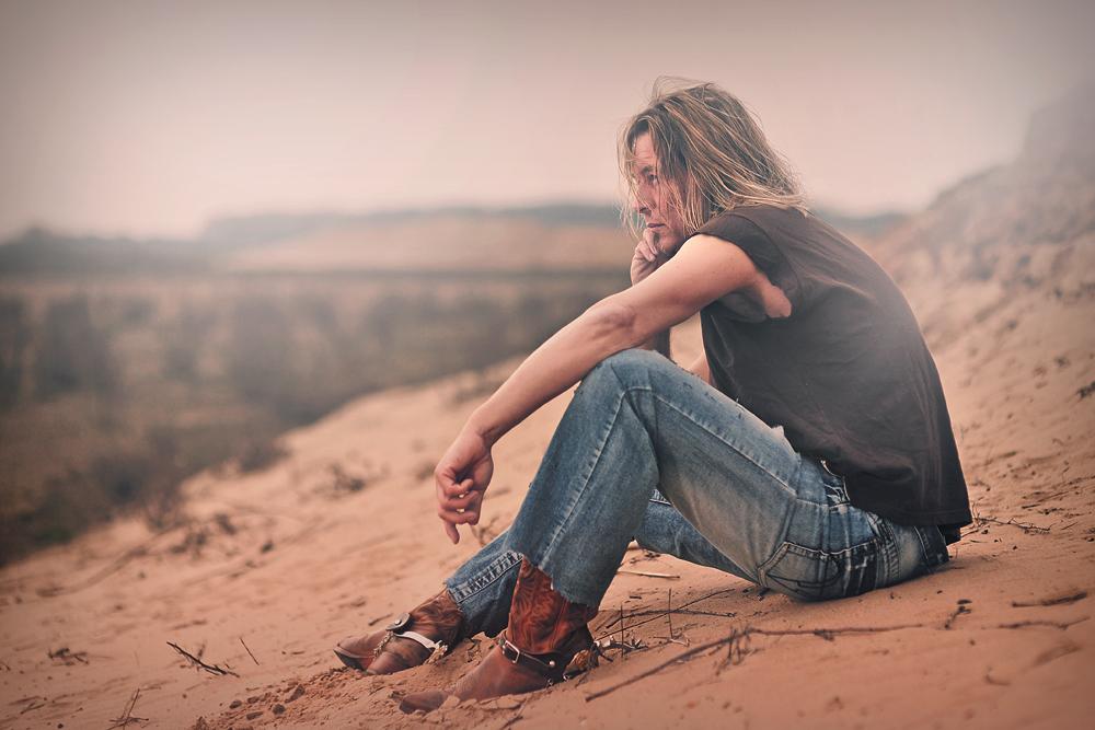 Desert Wind IX
