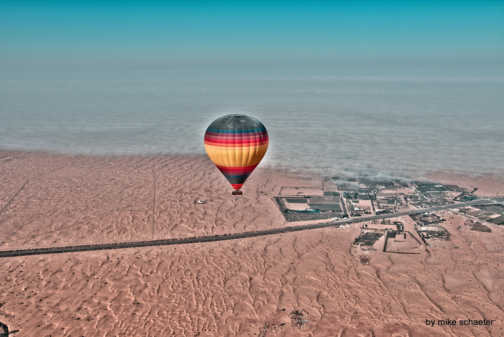 DesertBallooning Dubai
