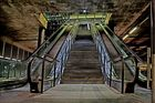 ...deserted moving stairway II...