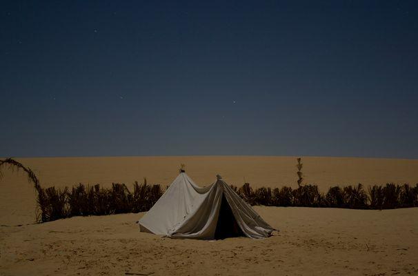 deserto del Sahara, confine tra Libia e Egitto