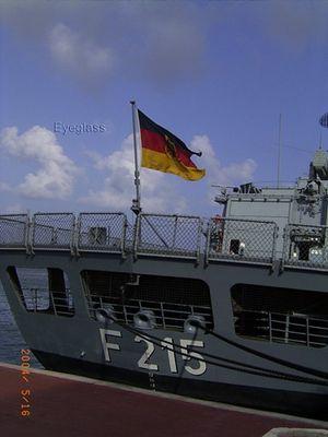 Desex2004 in Las Palmas Port1