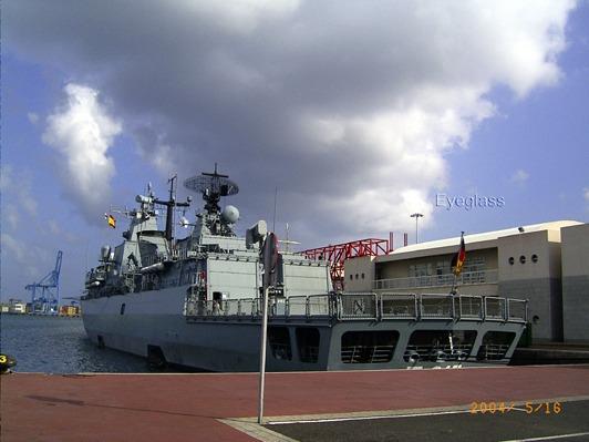 Desex2004 in Las Palmas Port2