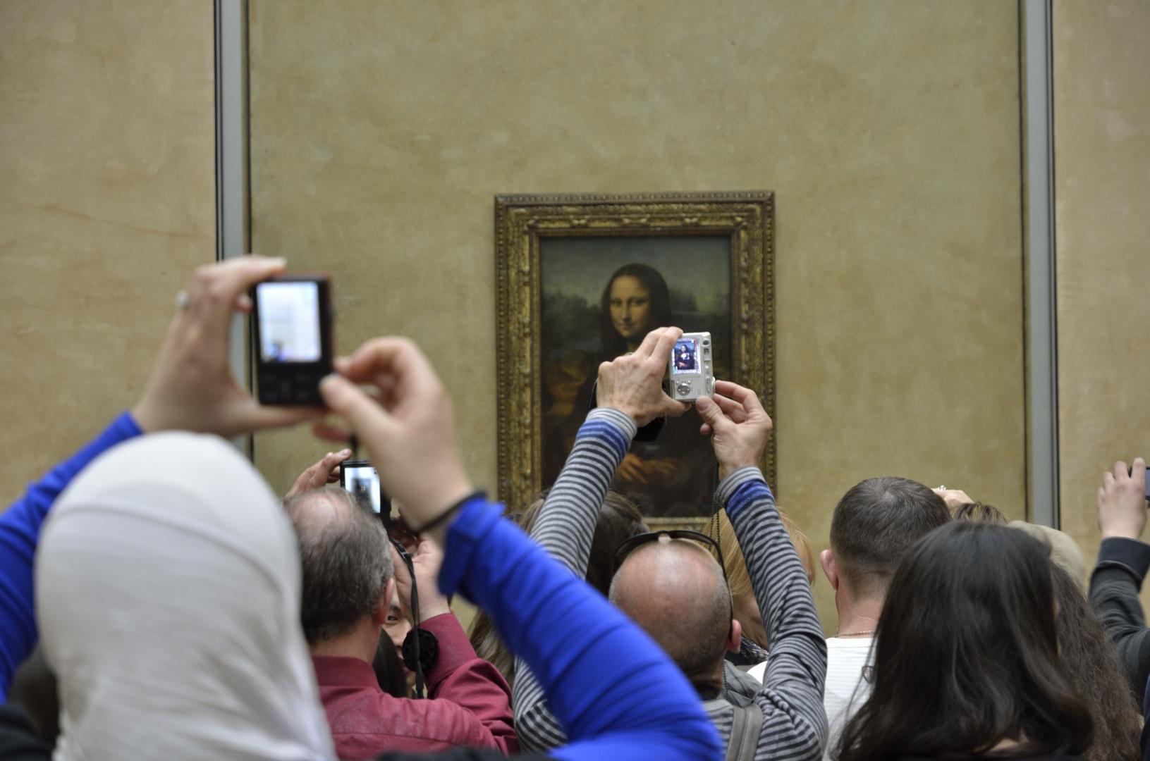 Deshalb lächelt Mona Lisa