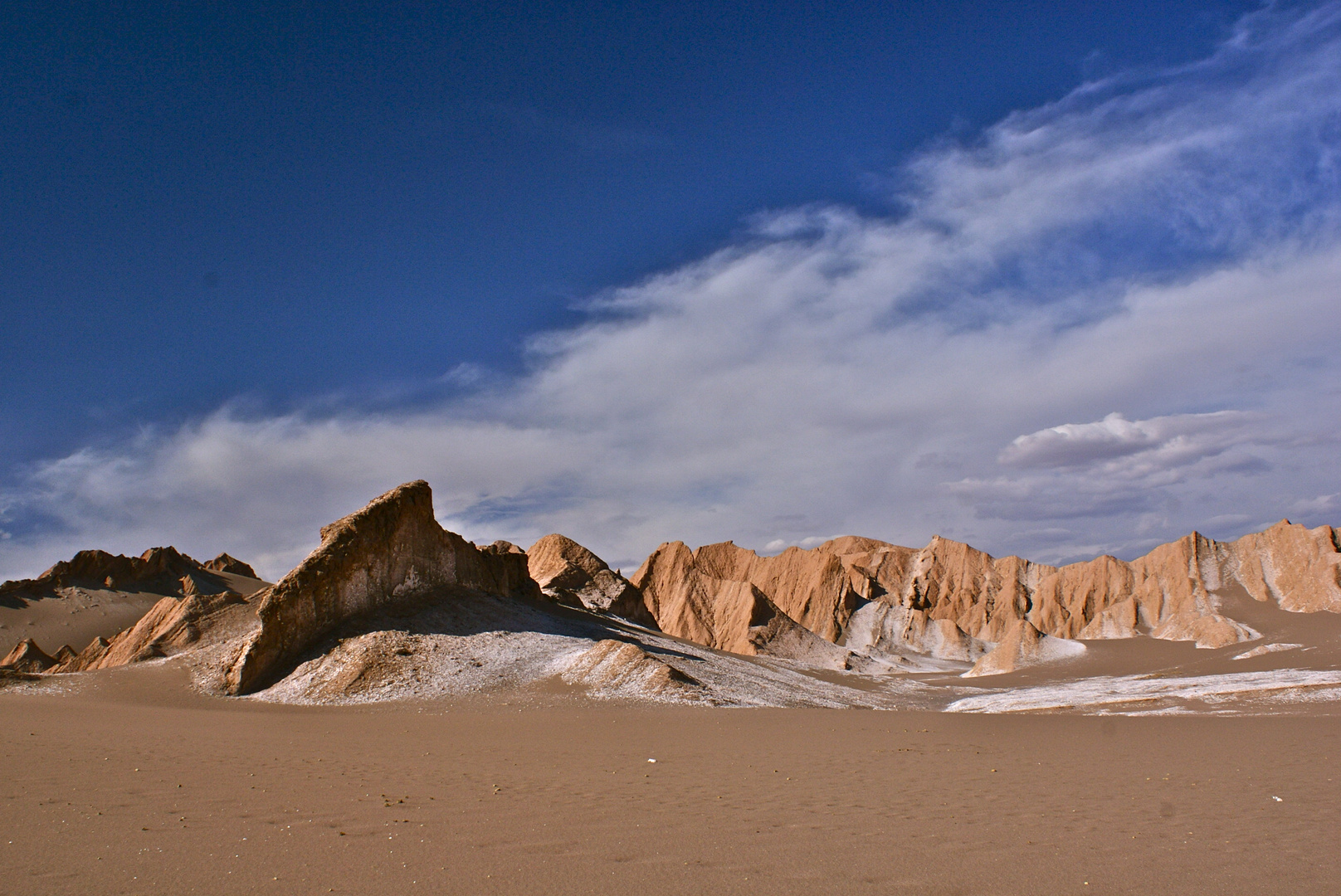 Desieto de Atacama, Chile