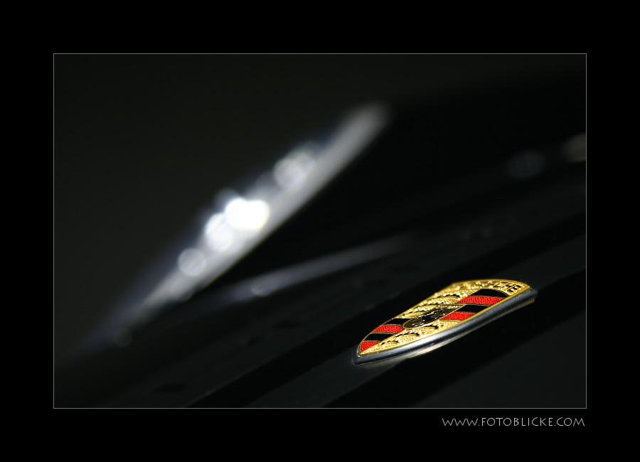 Designed by Porsche