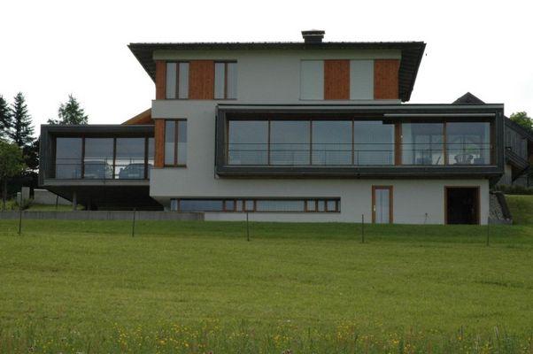 Designer Haus im Dorf