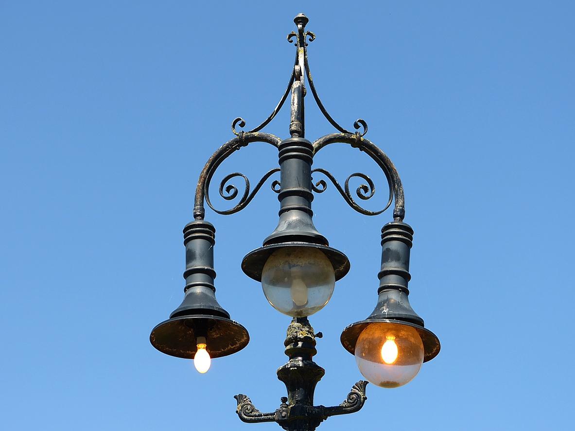 Designer-Lampe ?