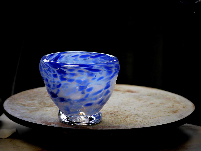 Designglas aus Reimyre