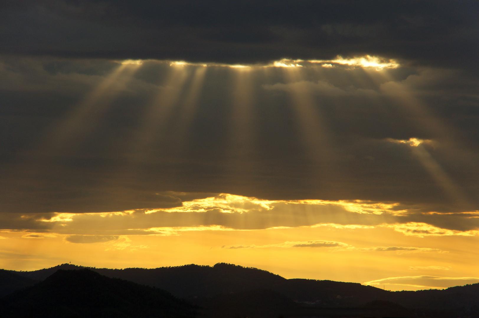 Después de la oscuridad, siempre llega la luz!