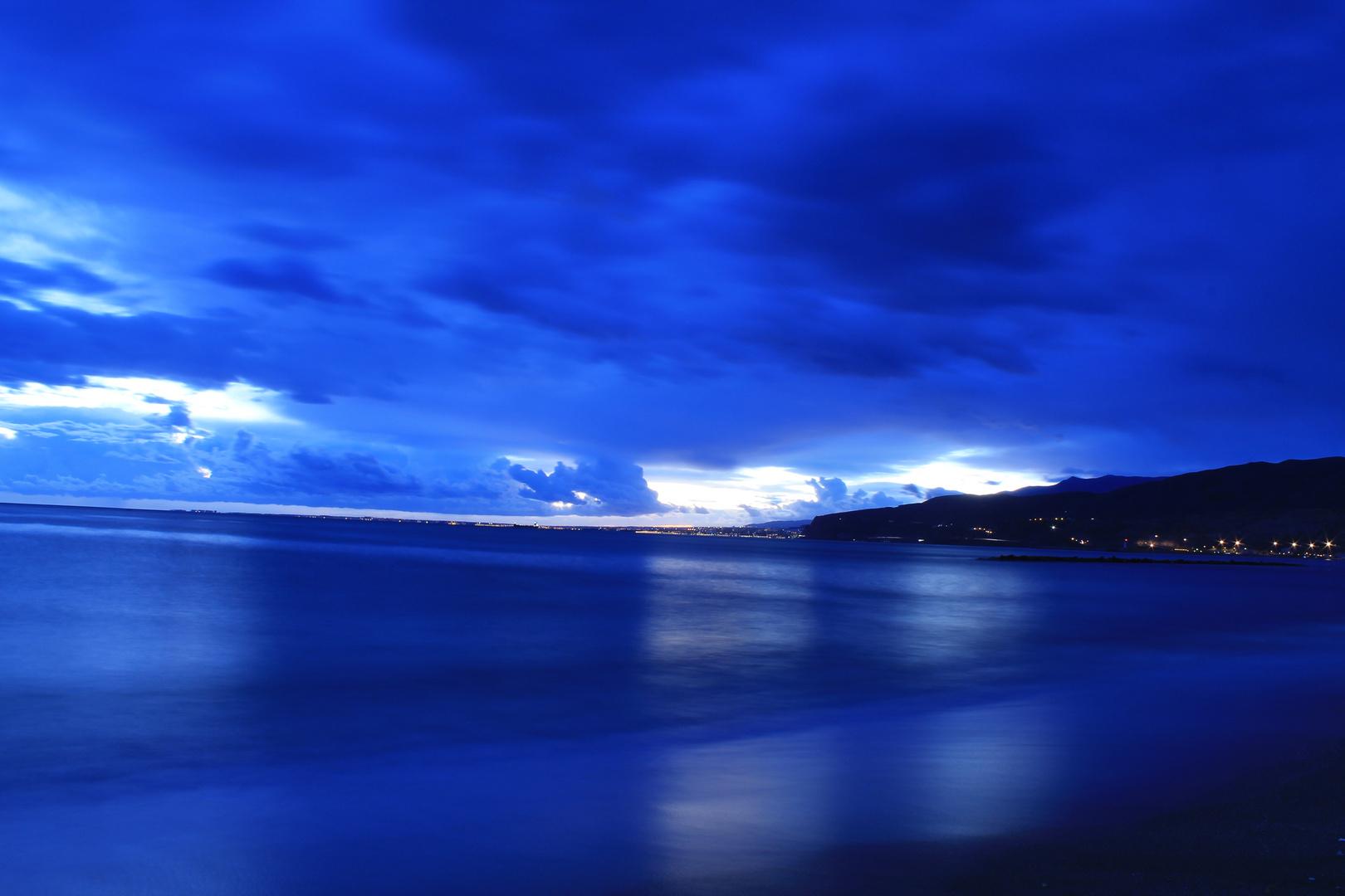 despues de la tormenta,,,la calma