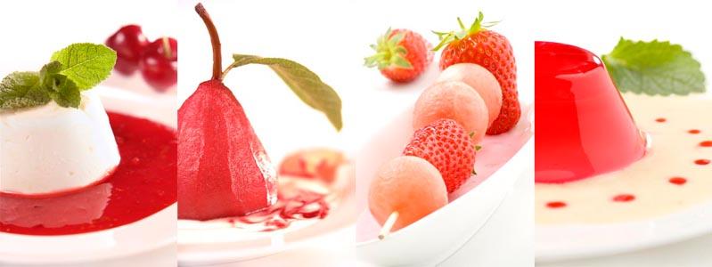 Dessert Bilderserie