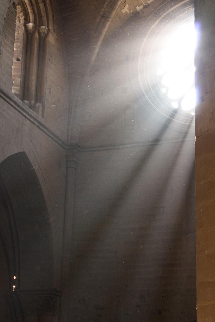 destello de luz
