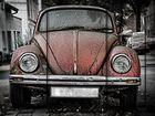 Destroyed Beetle N°2