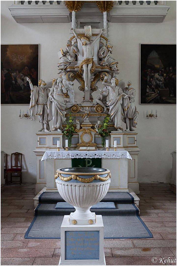 Detail Altar