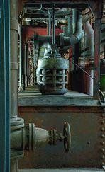 Detail auf Zollverein