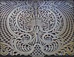 Detail aus dem  Eisenwerk Lauchhammer