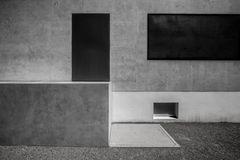detail, bauhaus architecture, dessau, germany
