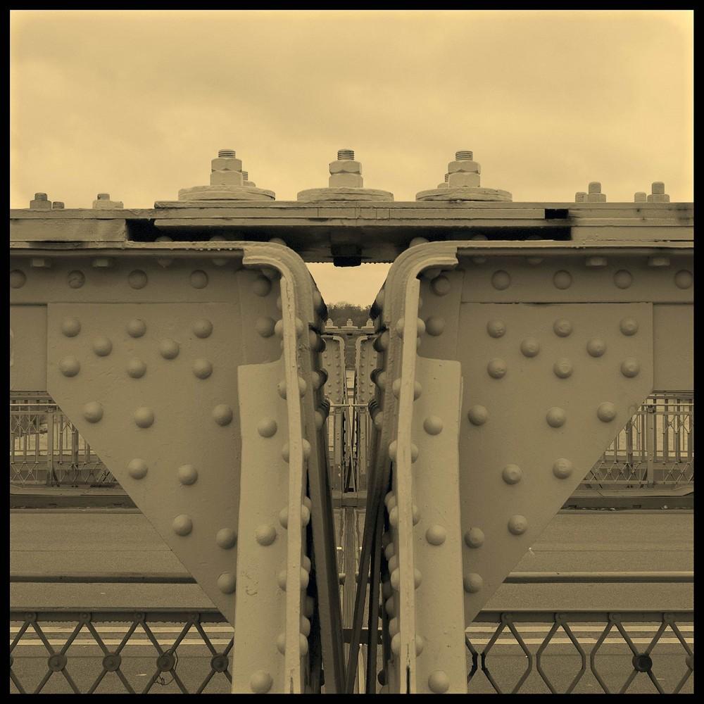 Detail Brückenmitte