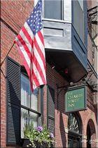 Detail Charles Street in Boston