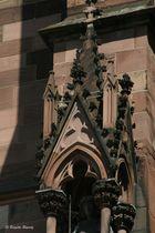 Detail des Freiburger Münsters