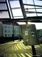 Detail des Jugendclubs in Berlin-Karow