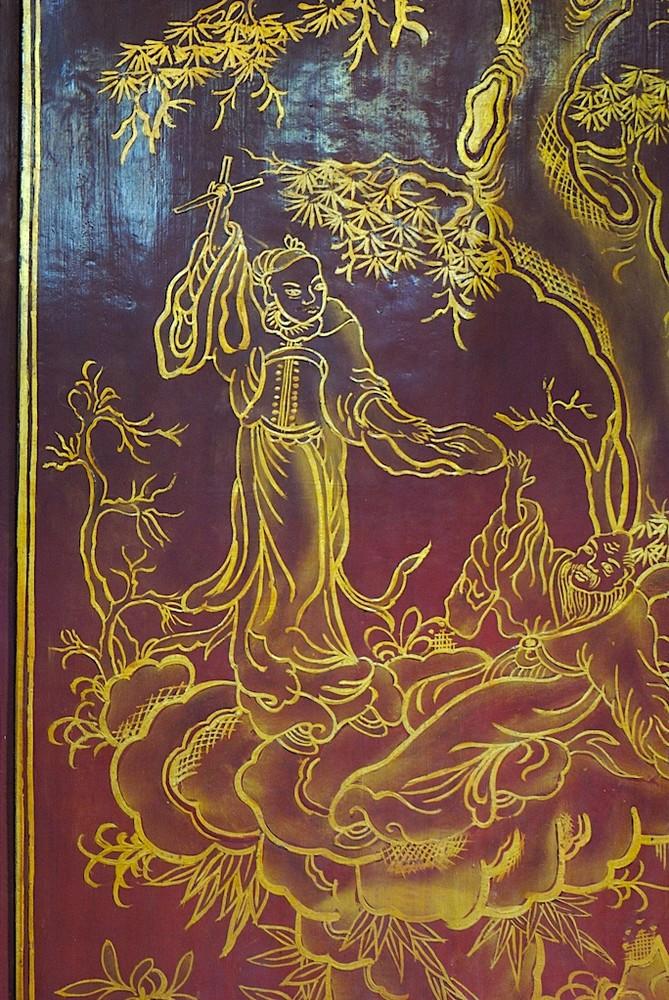 Detail eine Pagoda 1