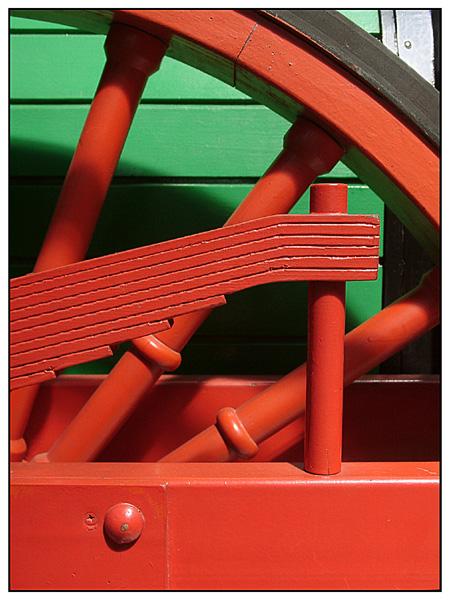 Detail einer Dampflok II