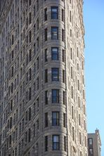 Detail Flat Iron Building