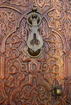 Détail Mosquée Mohammed V à Agadir