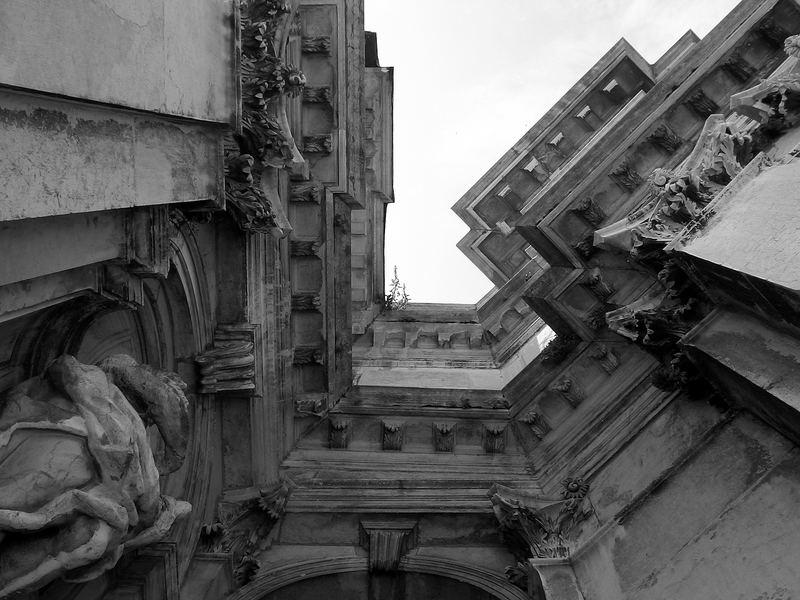 detail of St. Maria della Salute