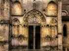 detail portail Saint Emilion