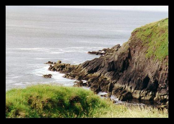 Detail Ring of Kerry