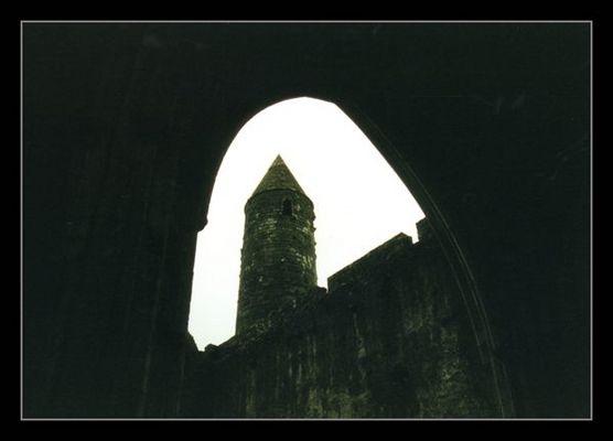 Detail Rock of Cashel
