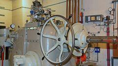 Detail Turbine