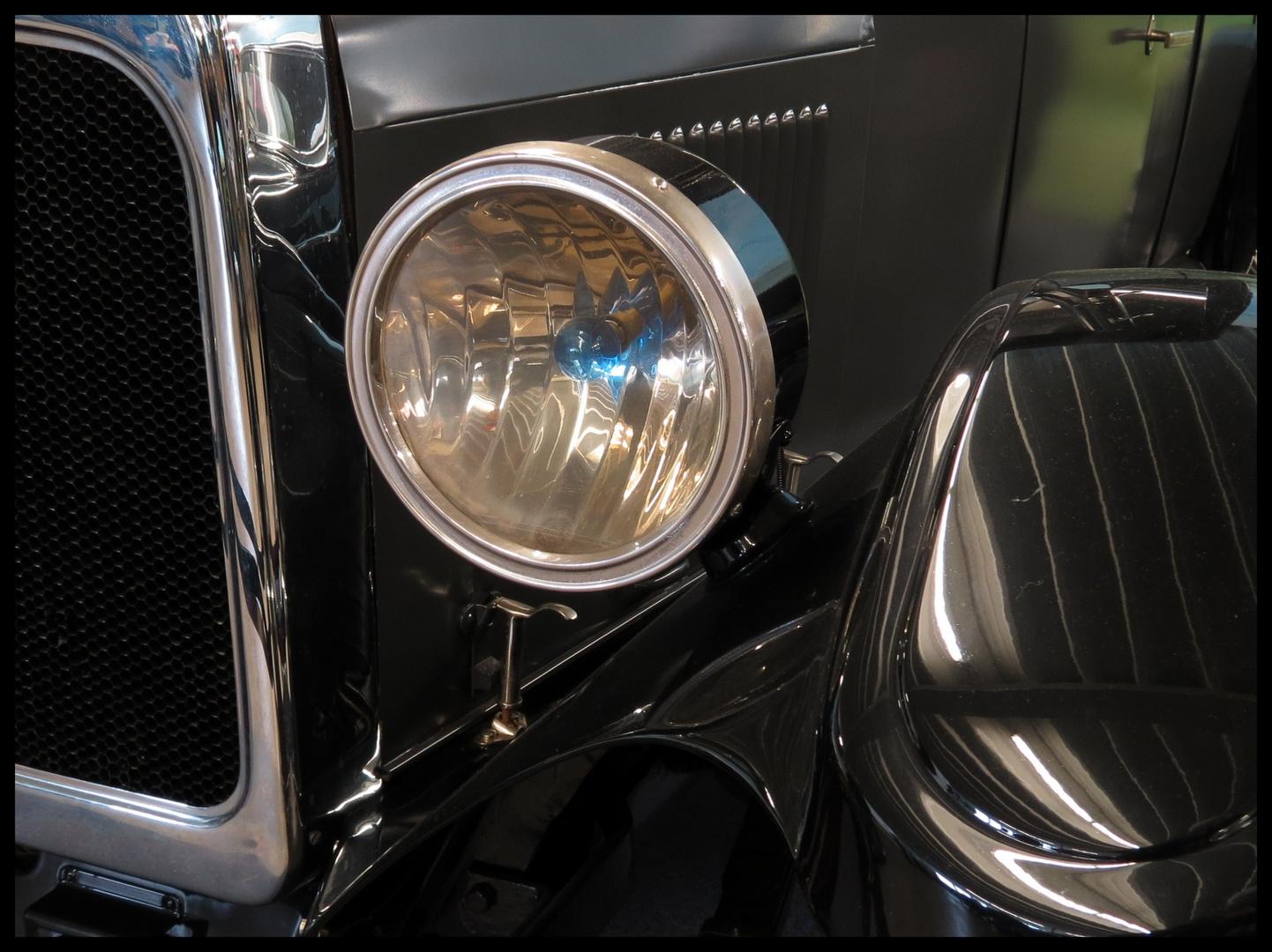Detail vom Chevrolet