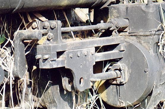 Detail2 alte Lok
